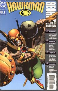 Cover Thumbnail for Hawkman Secret Files and Origins (DC, 2002 series) #1