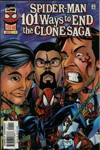 Cover Thumbnail for 101 Ways to End the Clone Saga (Marvel, 1997 series) #1