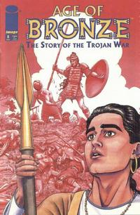 Cover Thumbnail for Age of Bronze (Image, 1998 series) #8