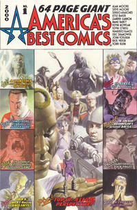 Cover Thumbnail for America's Best Comics Special (DC, 2001 series) #1