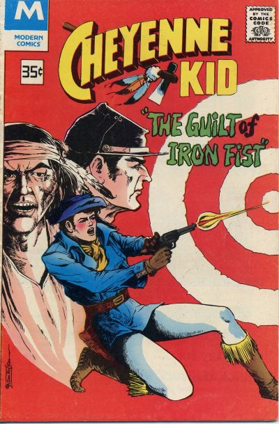 Cover for Cheyenne Kid (Modern [1970s], 1978 series) #87