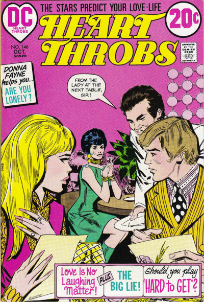 Cover for Heart Throbs (DC, 1957 series) #146