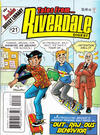 Cover for Tales from Riverdale Digest (Archie, 2005 series) #21 [Direct Edition]