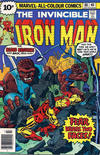 Cover Thumbnail for Iron Man (1968 series) #88 [British Price Variant]