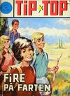 Cover for Tip Top (Serieforlaget / Se-Bladene / Stabenfeldt, 1965 series) #5/1965