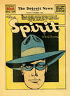 Cover Thumbnail for The Spirit (1940 series) #11/2/1941 [Detroit News edition]