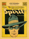 Cover Thumbnail for The Spirit (1940 series) #11/2/1941 [San Antonio Light edition]