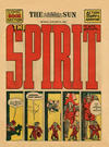 Cover Thumbnail for The Spirit (1940 series) #1/11/1942 [Baltimore Sun edition]