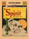 Cover Thumbnail for The Spirit (1940 series) #12/14/1941 [Newark NJ Star Ledger edition]