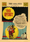 Cover Thumbnail for The Spirit (1940 series) #12/7/1941 [Baltimore Sun edition]