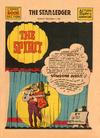Cover Thumbnail for The Spirit (1940 series) #12/7/1941 [Newark NJ Star Ledger edition]
