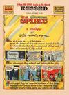 Cover Thumbnail for The Spirit (1940 series) #12/28/1941 [Philadelphia Record edition]
