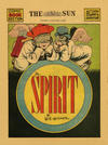 Cover Thumbnail for The Spirit (1940 series) #1/4/1942 [Baltimore Sun edition]