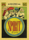 Cover Thumbnail for The Spirit (1940 series) #1/4/1942 [Syracuse NY Herald American edition]