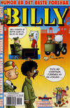 Cover for Billy (Hjemmet / Egmont, 1998 series) #17/2014