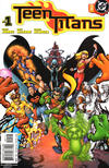 Cover for Teen Titans (DC, 2003 series) #1 [Third Printing]