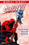 Cover for Marvel Héroes (Panini España, 2012 series) #55 - Daredevil: El Ocaso de los Ídolos