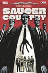 Cover for Saucer Country (ECC Ediciones, 2013 series) #2
