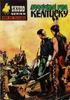 Cover for Skudd serien (Illustrerte Klassikere / Williams Forlag, 1967 series) #21
