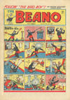 Cover for The Beano (D.C. Thomson, 1950 series) #437