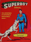 Cover for Superboy Annual (Atlas Publishing, 1953 series) #1962-63