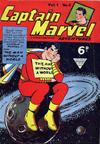 Cover for Captain Marvel [Captain Marvel Adventures] (L. Miller & Son, 1953 series) #v1#2