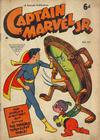 Cover for Captain Marvel Jr. (L. Miller & Son, 1950 series) #83