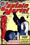 Cover for Captain Marvel [Captain Marvel Adventures] (L. Miller & Son, 1953 series) #v1#10