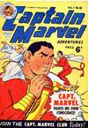 Cover for Captain Marvel [Captain Marvel Adventures] (L. Miller & Son, 1953 series) #v1#11