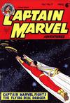 Cover for Captain Marvel [Captain Marvel Adventures] (L. Miller & Son, 1953 series) #v1#17