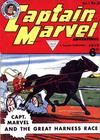 Cover for Captain Marvel [Captain Marvel Adventures] (L. Miller & Son, 1953 series) #v1#21