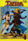 Cover for Tarzan album (Atlantic Forlag, 1977 series) #1/1985 - Tarzan gavealbum