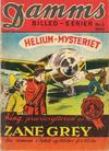 Cover for Damms Billedserier [Damms Billed-serier] (N.W. Damm & Søn [Damms Forlag], 1941 series) #3/1941