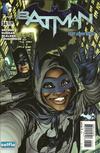 Cover for Batman (DC, 2011 series) #34 [Selfie Variant Cover]