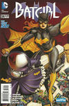 Cover for Batgirl (DC, 2011 series) #34 [Selfie Variant Cover]