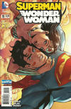 Cover for Superman / Wonder Woman (DC, 2013 series) #11 [Selfie Variant Cover]