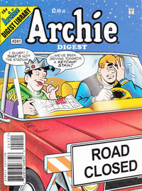 Cover Thumbnail for Archie Comics Digest (Archie, 1973 series) #241 [Direct Edition]