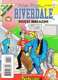 Cover Thumbnail for Tales from Riverdale Digest (Archie, 2005 series) #6 [Direct]