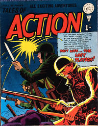 Cover Thumbnail for Tales of Action (Alan Class, 1965 series) #2