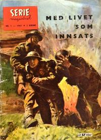Cover Thumbnail for Seriemagasinet (Serieforlaget / Se-Bladene / Stabenfeldt, 1951 series) #1/1961