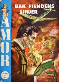 Cover Thumbnail for Amor (Serieforlaget / Se-Bladene / Stabenfeldt, 1961 series) #5/1962