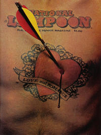 Cover Thumbnail for National Lampoon Magazine (21st Century / Heavy Metal / National Lampoon, 1970 series) #v1#59