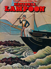 Cover Thumbnail for National Lampoon Magazine (National Lampoon, Inc., 1970 series) #v1#53
