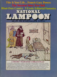 Cover Thumbnail for National Lampoon Magazine (National Lampoon, Inc., 1970 series) #v1#21
