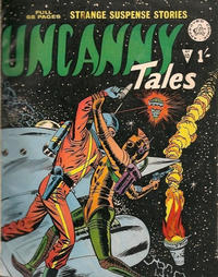 Cover Thumbnail for Uncanny Tales (Alan Class, 1963 series) #10