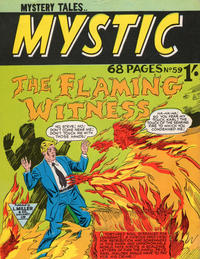 Cover Thumbnail for Mystic (L. Miller & Son, 1960 series) #59