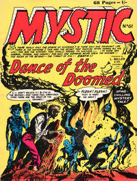 Cover Thumbnail for Mystic (L. Miller & Son, 1960 series) #61