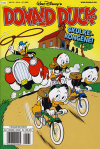 Cover Thumbnail for Donald Duck & Co (Hjemmet / Egmont, 1948 series) #33/2014