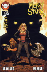 Cover Thumbnail for Mercy Sparx (Devil's Due Publishing, 2013 series) #4 [Cover A]