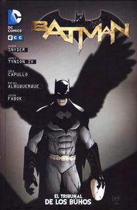 Cover Thumbnail for Batman: El Tribunal de los Búhos (ECC Ediciones, 2014 series)
